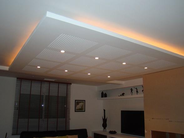 Requ te bouzicoise correction acoustique de la salle des f tes projet bouzic perigord - Eclairage plafond suspendu ...
